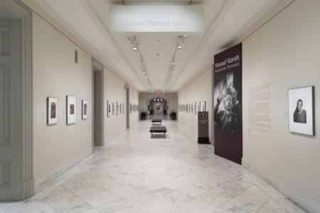 """Yousuf Karsh: American Portraits"""