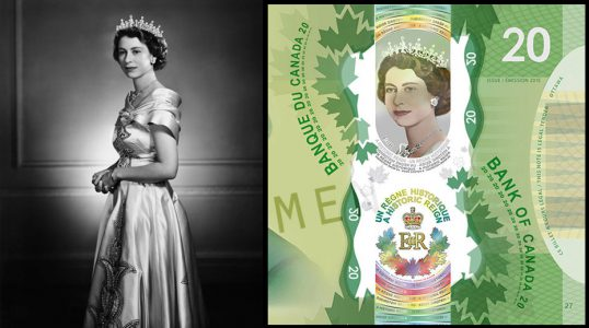 Bank of Canada Honours the Historic Reign of Queen Elizabeth II with Commemorative Note