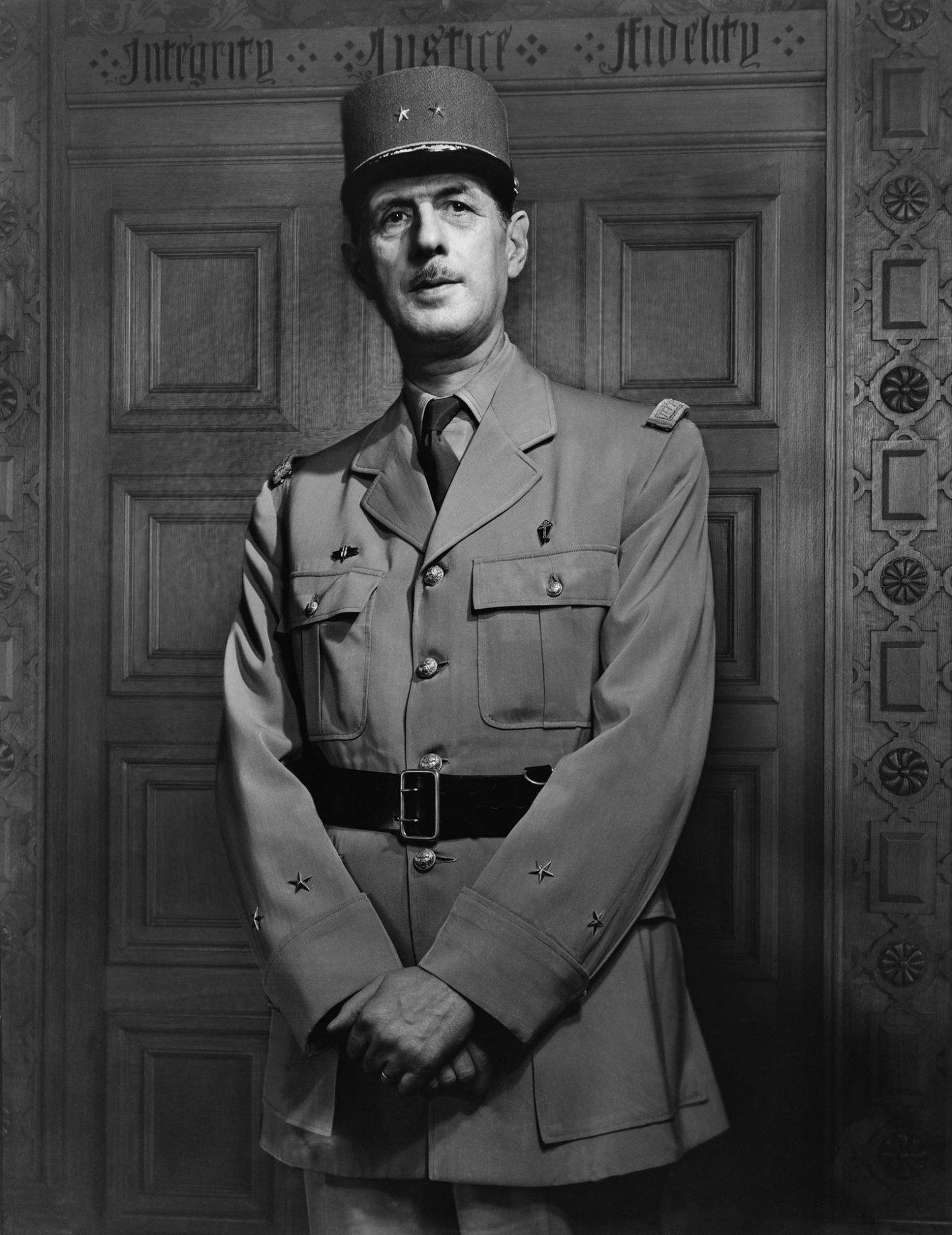 General Charles deGaulle