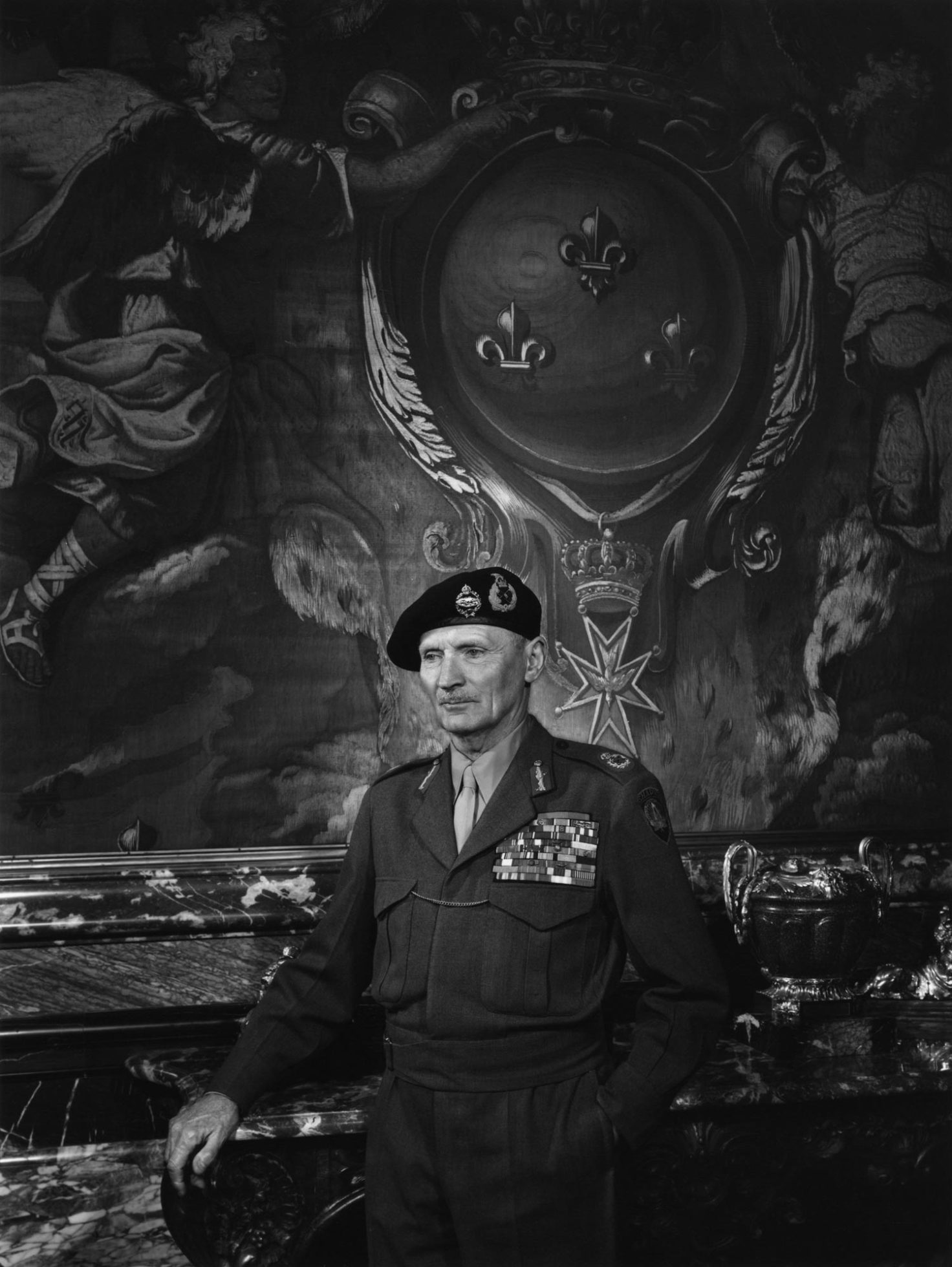 Field Marshall Viscount Montgomery