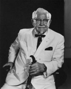 Harland Sanders
