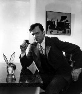 Hugh Hefner, 1926-2017