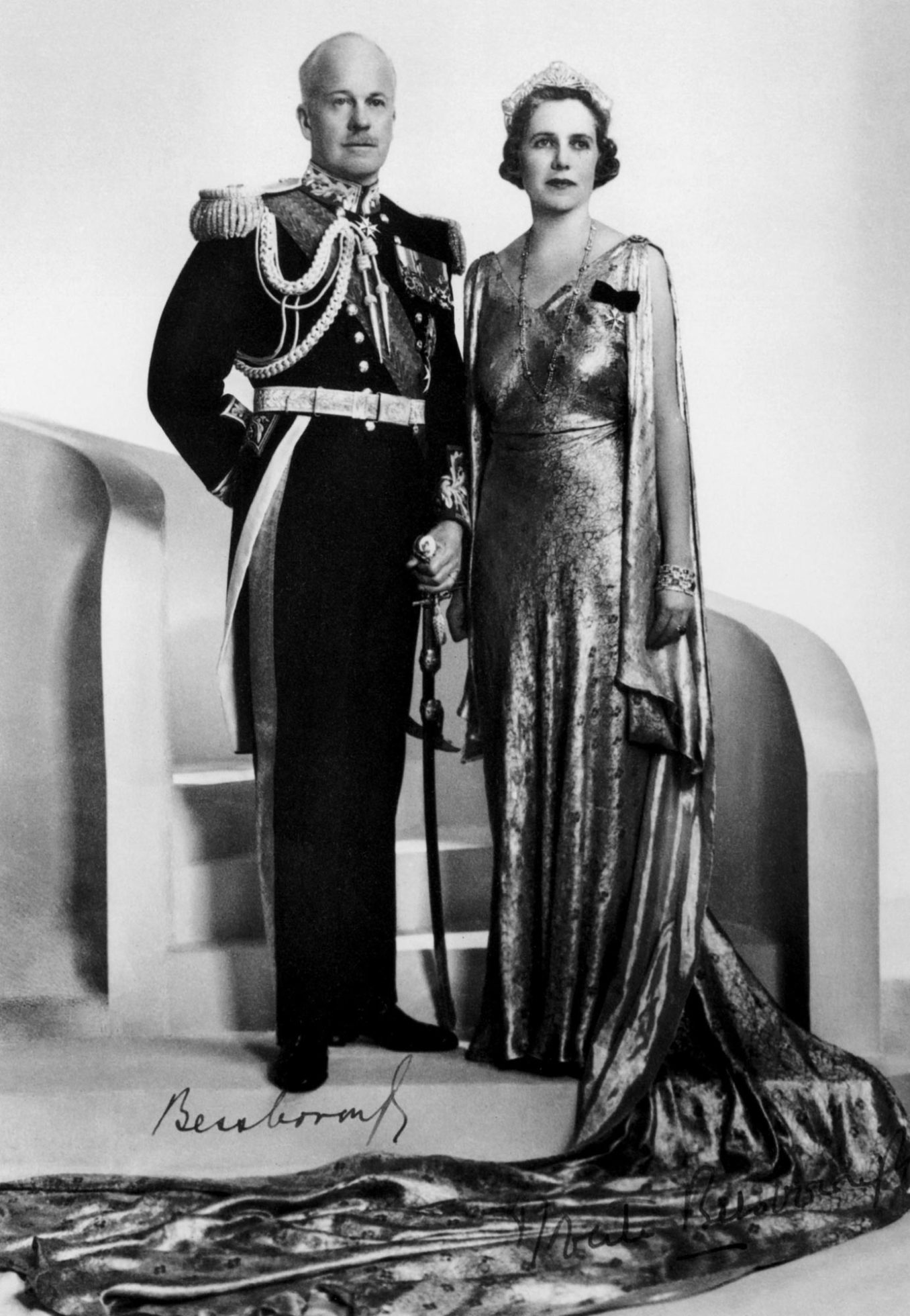 Lord and Lady Bessborough