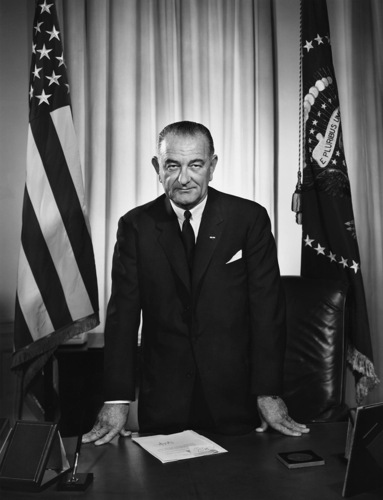 a biography of lyndon baines johnson Johnson, lyndon baines° (1908–1973), 36 th president of the united states as democratic floor leader, he opposed president eisenhower's plan for sanctions against.