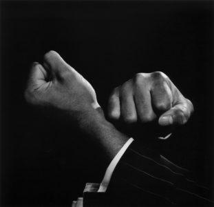Muhammad Ali Hands