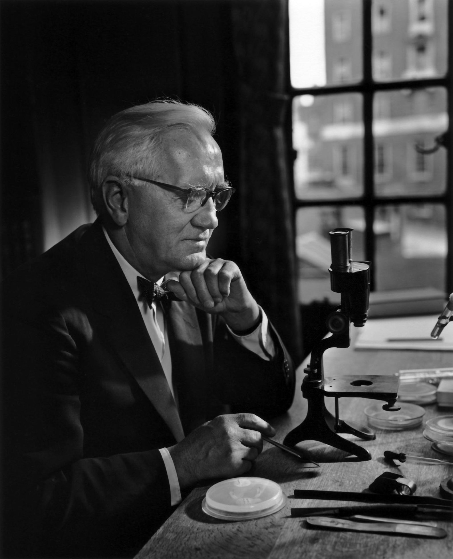 sir alexander fleming Alexander fleming biography - alexander fleming discoveredpenicillin sir alexander fleming was a scottish bacteriologist who revolutionized modern medicine with his discovery of penic.