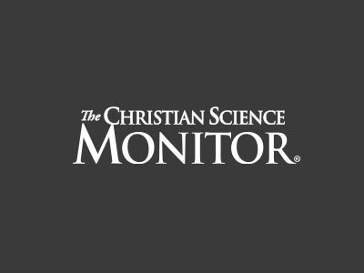 The Christian Science Monitor Interviews Mrs Estrellita Karsh