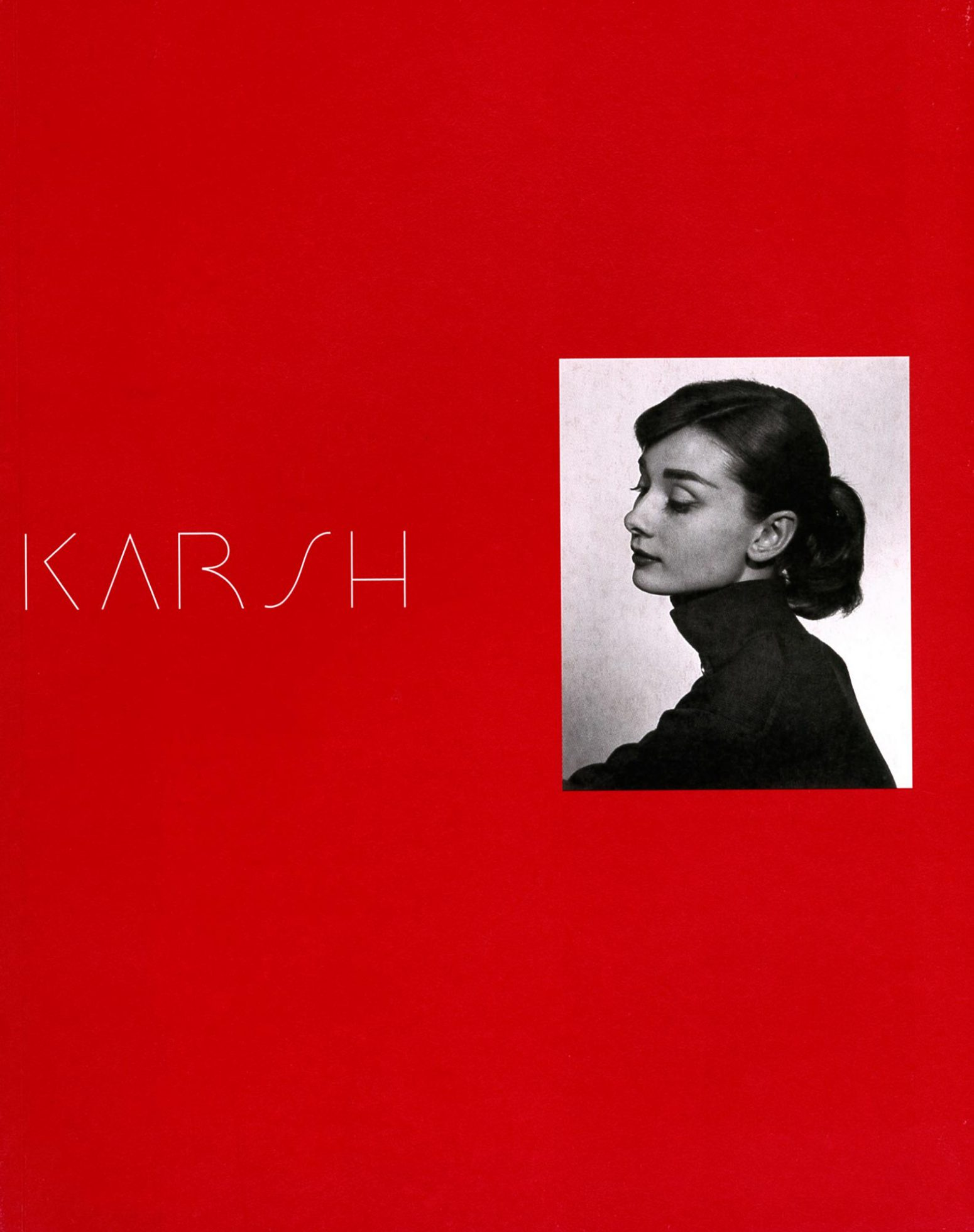 Karsh: Catalog for Nagoya/Boston Museum of Fine Arts