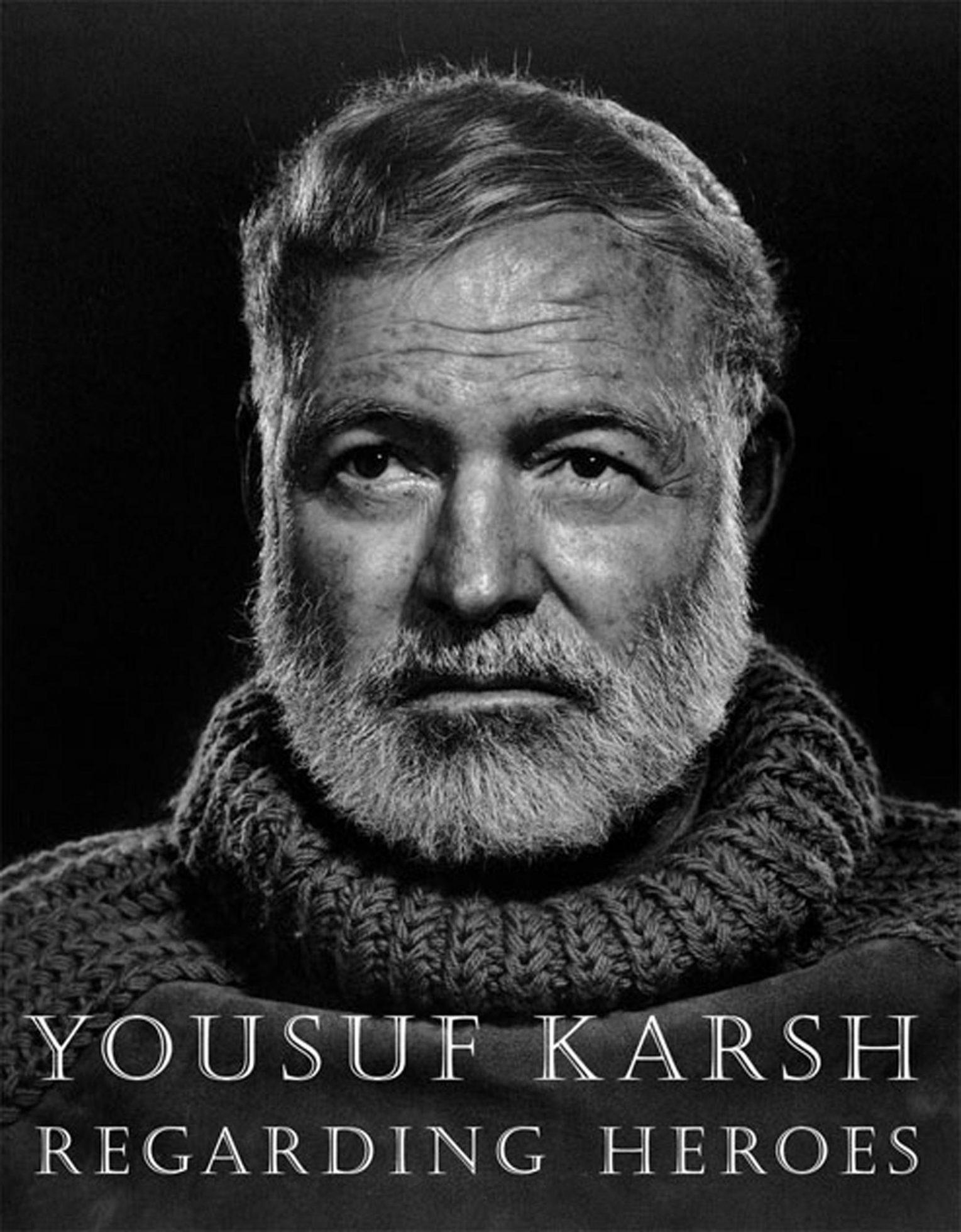 Yousuf Karsh: Regarding Heroes