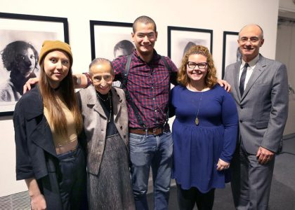 Hannah Bates, Amanda Elam, and Kirk Lorenzo are the 2016 Karsh Prize Winners