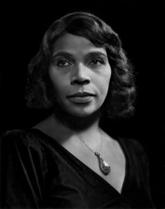 Marian Anderson Sings at the Lincoln Memorial