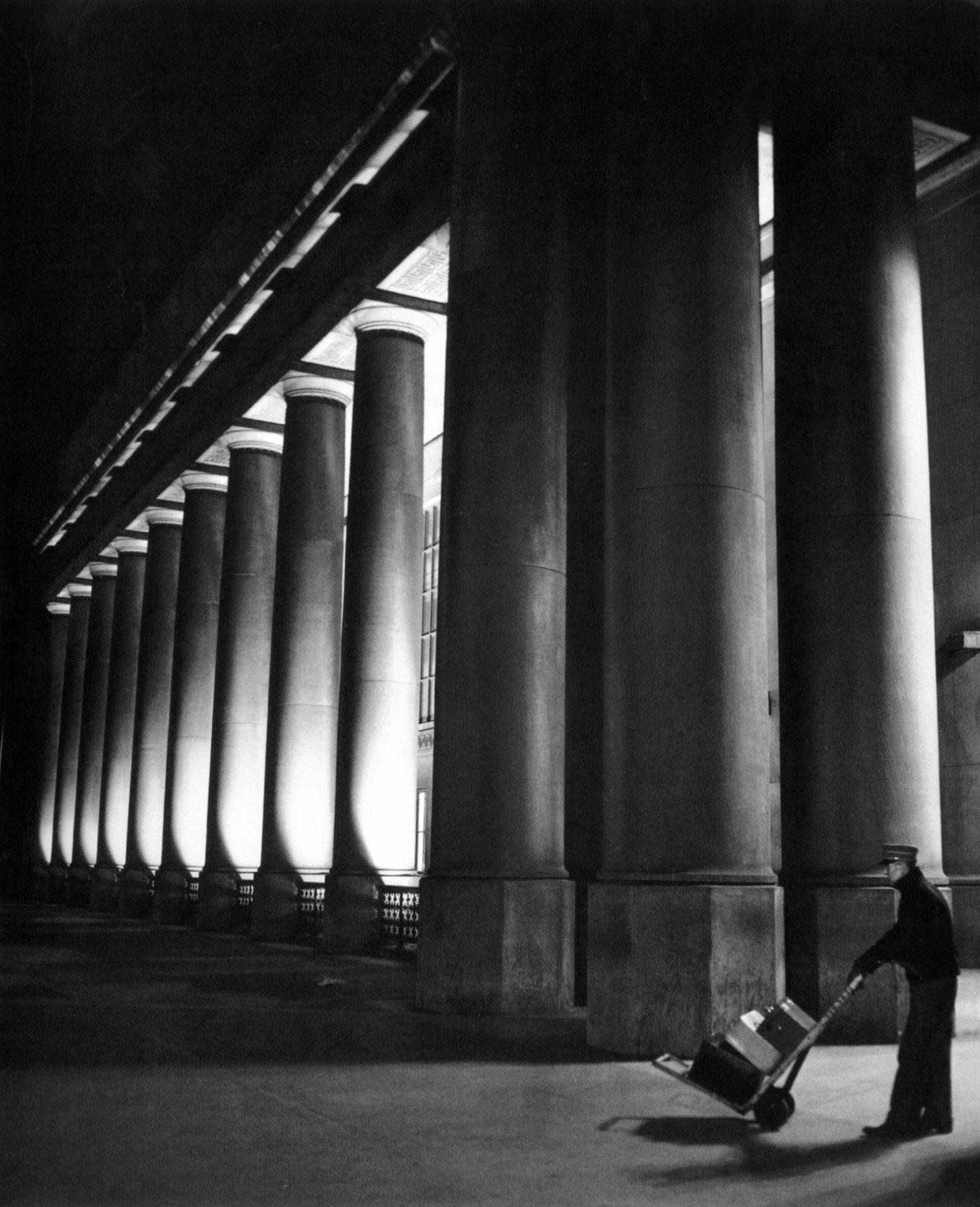 Porter at Union Station