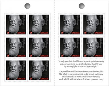 Canada Post, Robertson Davies by Karsh