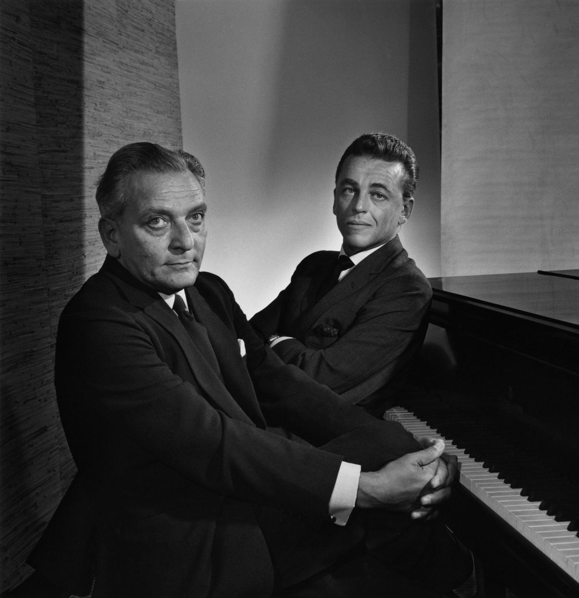 Alan Jay Lerner and Frederick Loewe