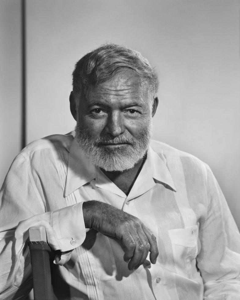 ernest hemmingway The ernest hemingway collection embodies the lifestyle of ernest hemingway, one of the most celebrated authors of the 20th century a prolific and celebrated author, hemingway was also well-known for his worldly travels and adventures.