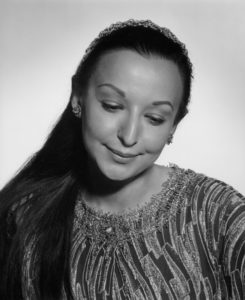 Estrellita Karsh, 1970