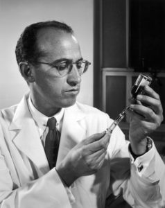 Jonas Salk, the People's Scientist