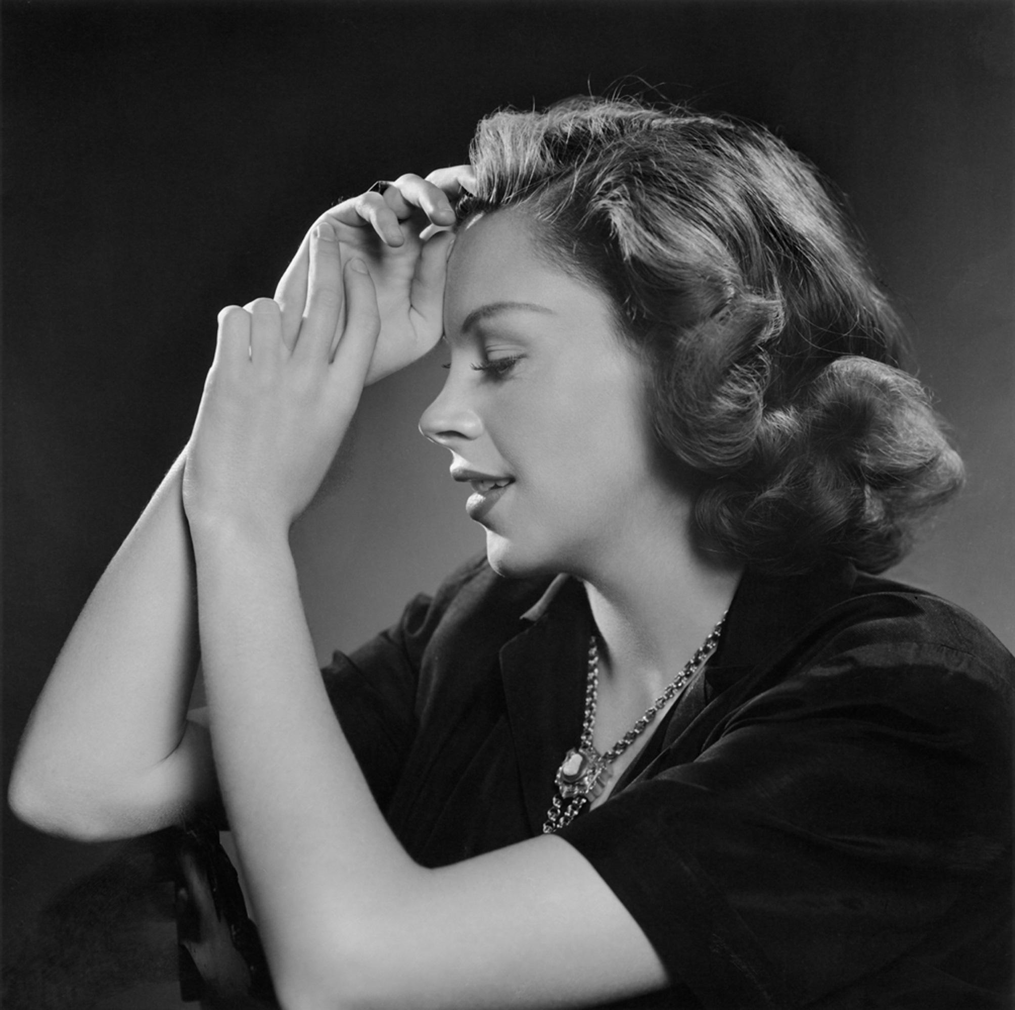 Judy Garland Yousuf Karsh