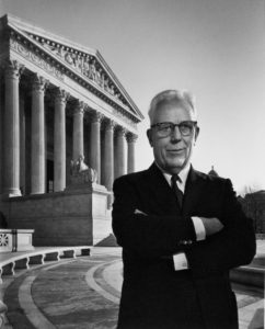 Earl Warren: Brown v. Board of Education