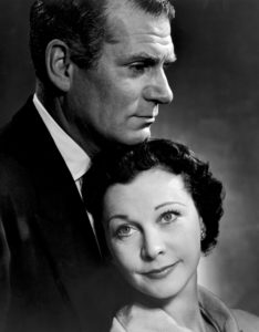 Sir and Lady Laurence Olivier