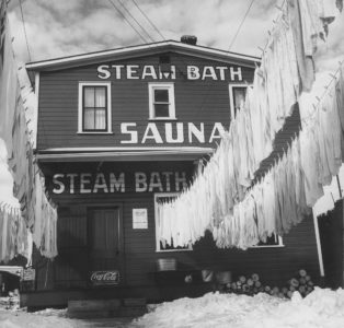 Steam Bath, Lakehead