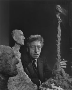 Picasso and Giacometti