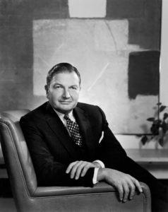 David Rockefeller, 1915-2017