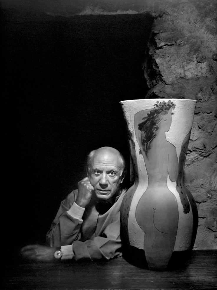copy of pablo picasso yousuf karsh yousuf karsh master photographer of the 20th century - Pablo Picasso Lebenslauf