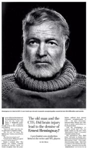 Washington Post Ernest Hemingway Yousuf Karsh
