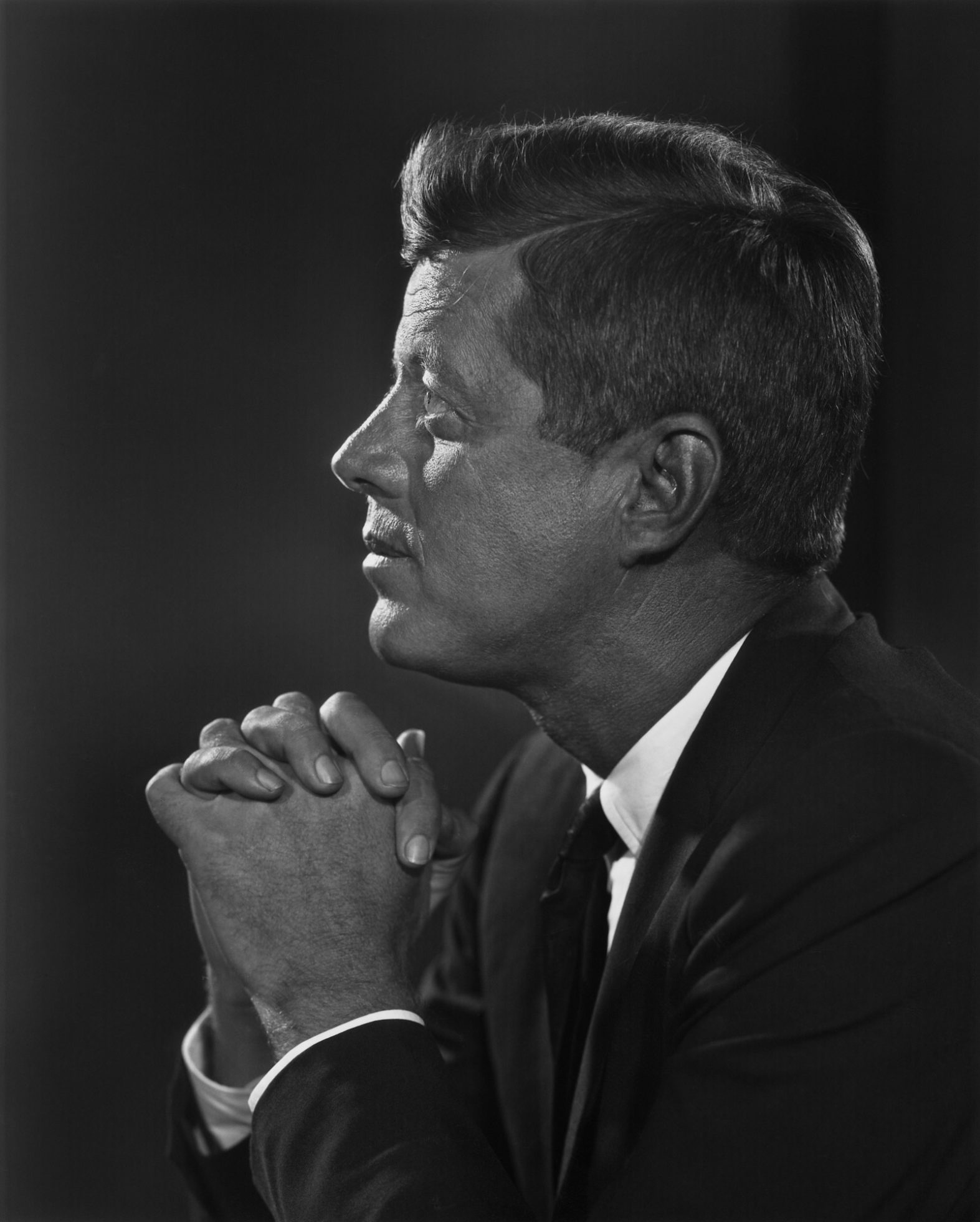 Jacques Lowe, Senator John F. Kennedy, Portrait, Hyannis