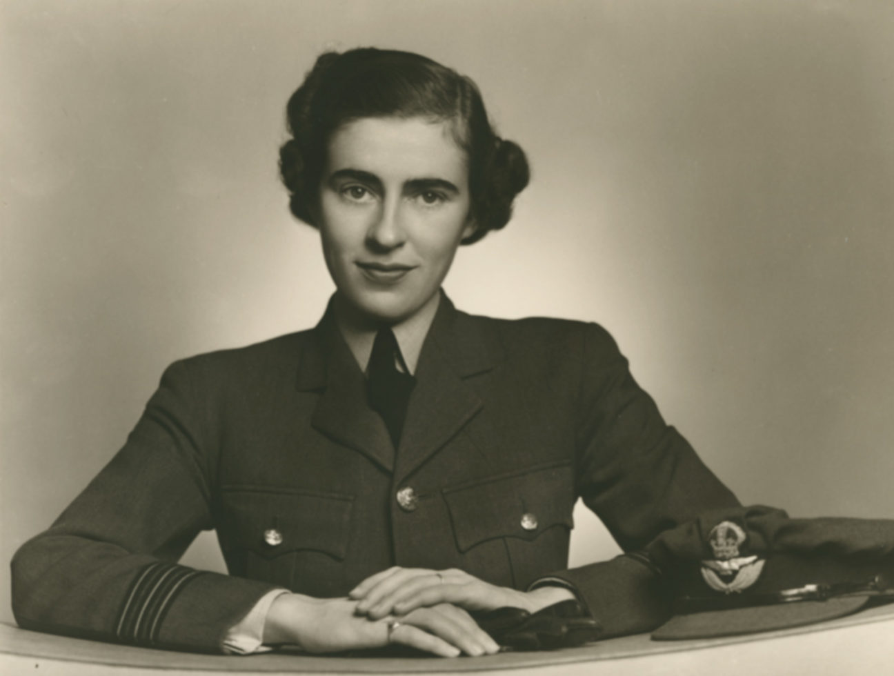 Wing Officer Willa Walker