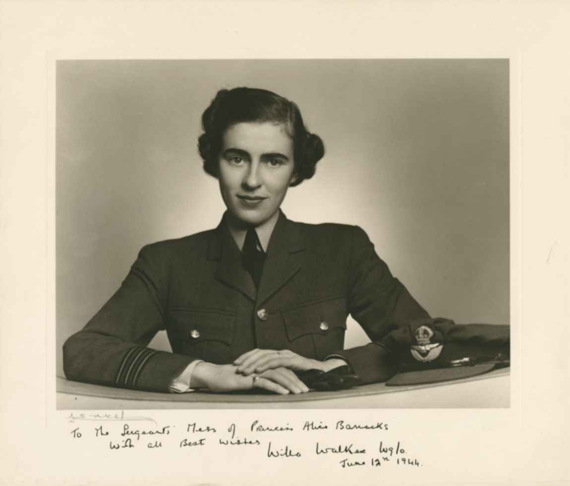 Wing Officer Willa Walker