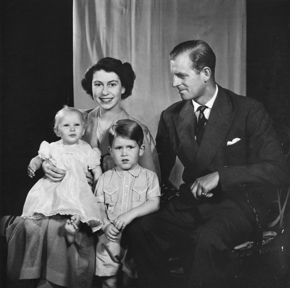 Yousuf Karsh Royal Family Princess Elizabeth