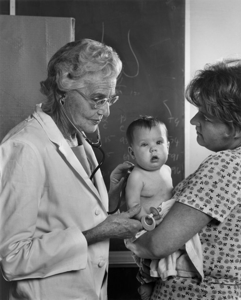 Dr. Helen Taussig Blue Baby Johns Hopkins