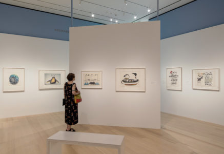 Art Starts a Dialogue on Climate Change at the MFA