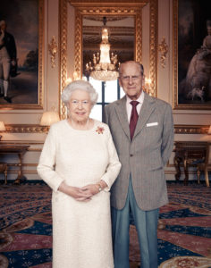 Queen Elizabeth and Prince Philip's 70th anniversary