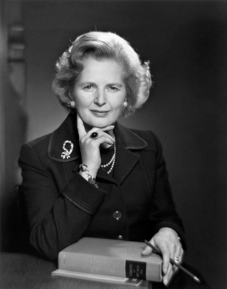 The ManThe WorkLegacyInquiriesMargaret Thatcher