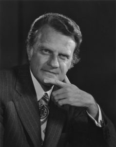 Billy Graham, 1918-2018