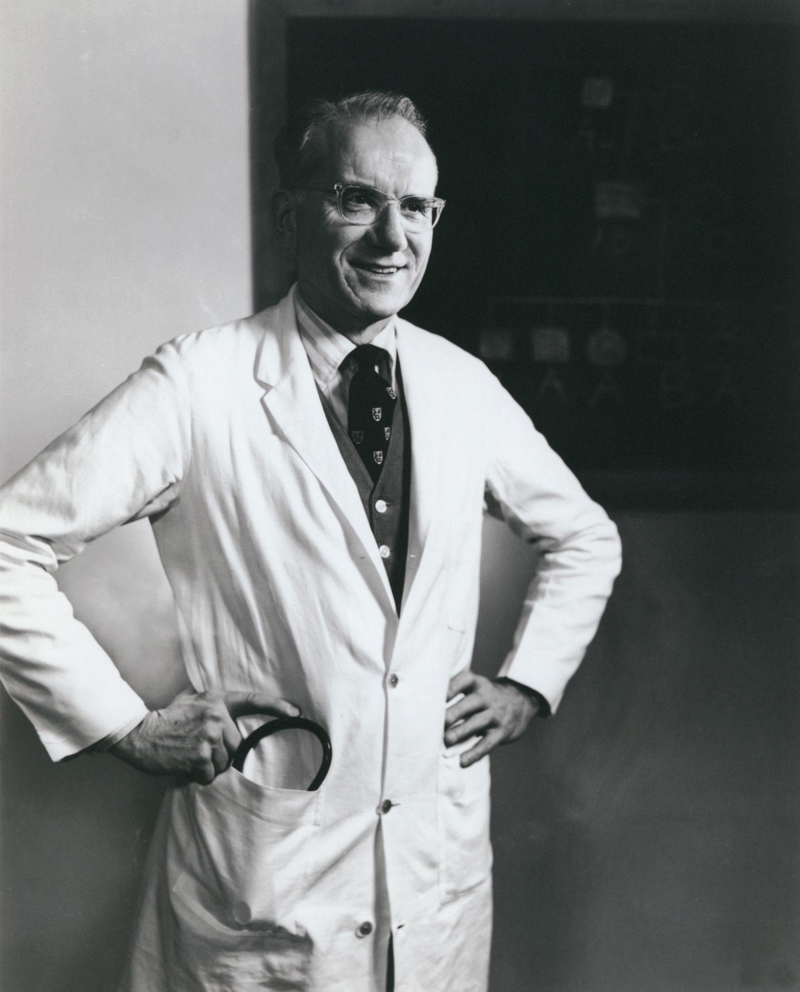 Dr. Victor McKusick