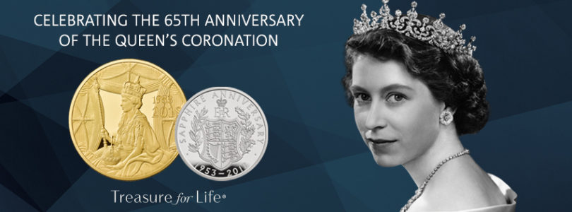 Sapphire Anniversary of Her Majesty The Queen's Coronation