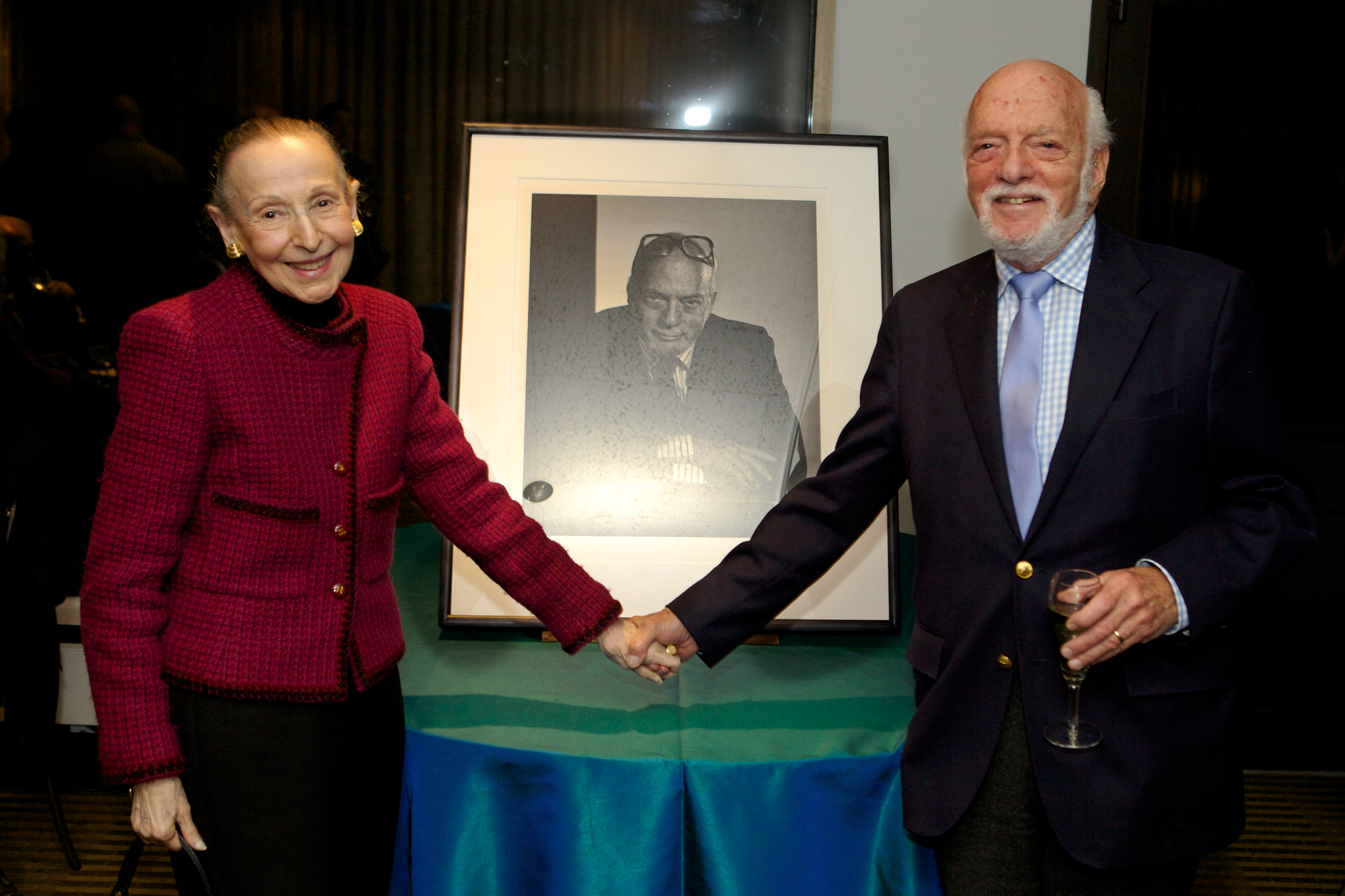 Hal Prince, MFA Boston, 2012
