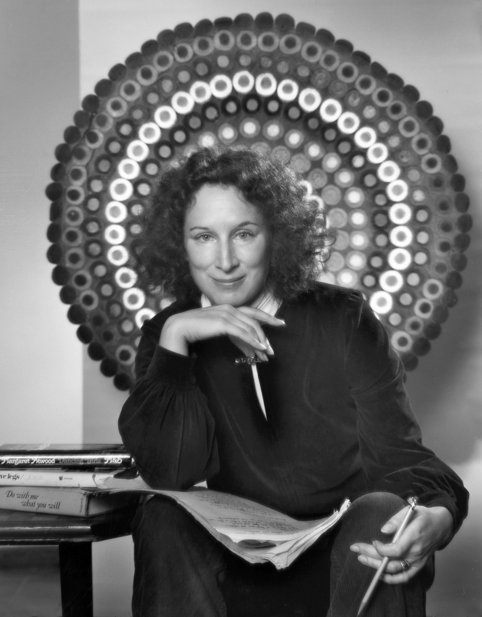 Margaret Atwood: The Testaments – Yousuf Karsh