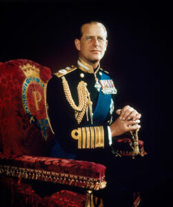 Prince Philip in Print