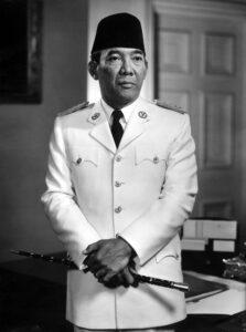 President Sukarno