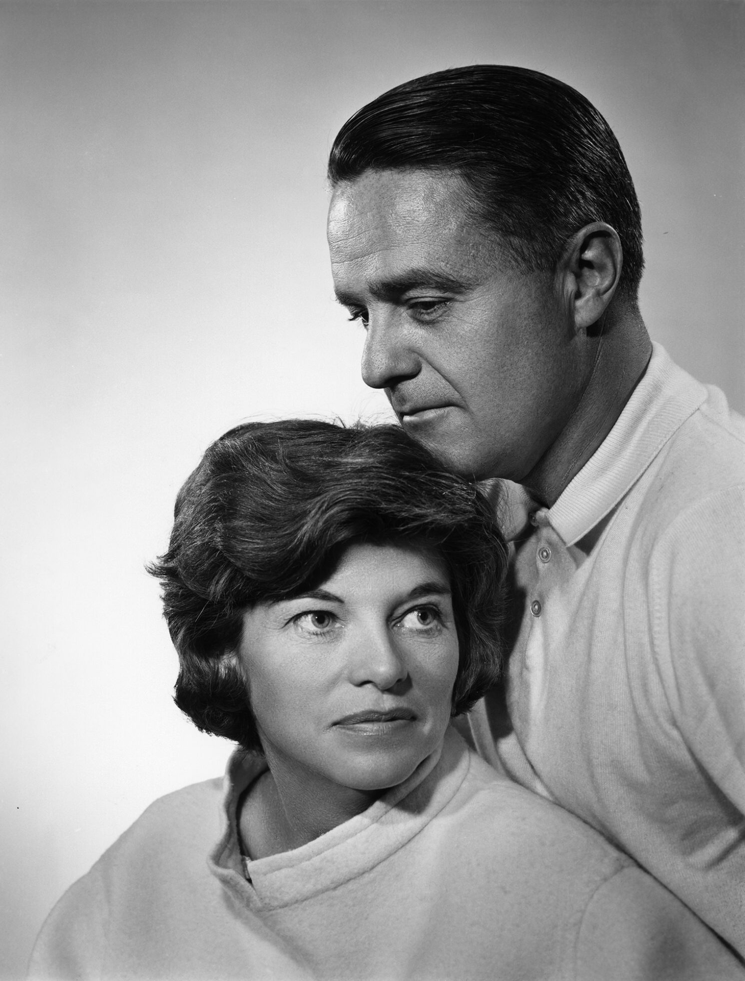 Eunice and Sargent Shriver